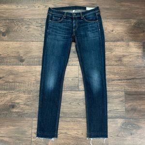 rag & bone Jeans - rag & bone Dre Slim Fit Boyfriend Jeans in